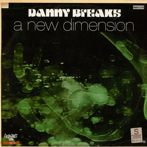 Danny Breaks - A New Dimension