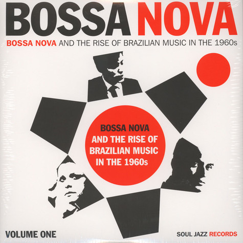 Gilles Peterson and Stuart Baker - Bossa Nova and The Rise of Brazilian Music in the 1960s LP 1