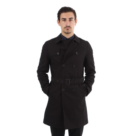 Ben Sherman - Double Breasted Trenchcoat