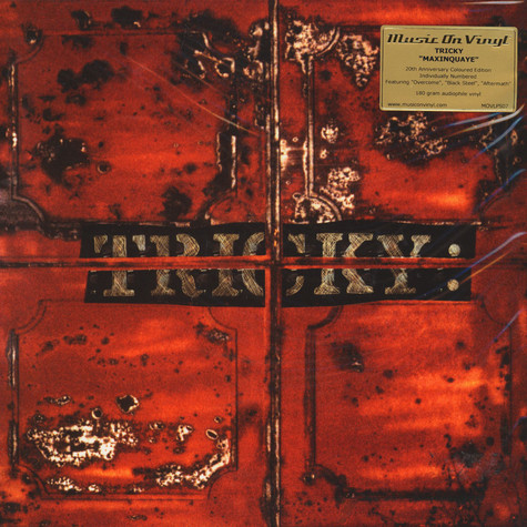 Tricky - Maxinquaye Red Vinyl Edition