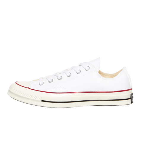 a4d552f71757 Converse - Chuck Taylor All Star 70 Ox (White   Red   Black)