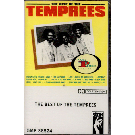 Temprees, The - The Best Of The Temprees