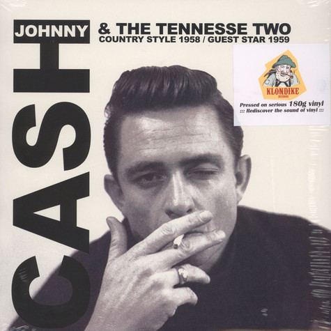 Johnny Cash - Country Style 1958 / Guest Star 1959
