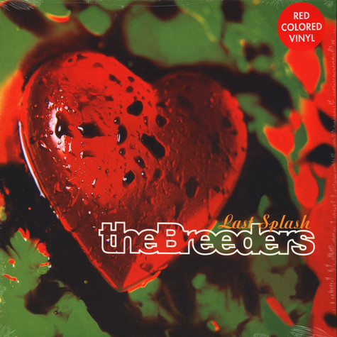 Breeders - Last Splash Red Vinyl Edition