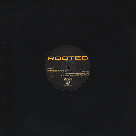 V.A. - Rooted EP