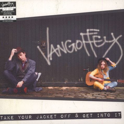 Vangoffey - Take Off Your Jacket & Get Into It