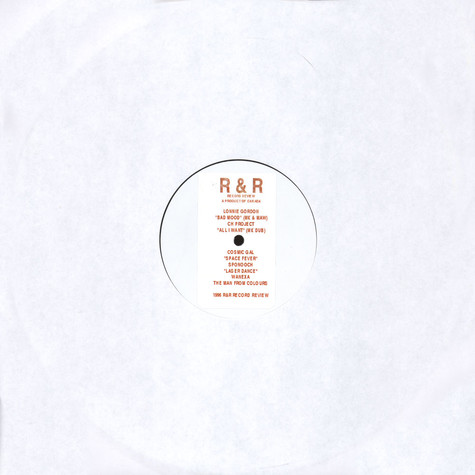 V.A. - Record Review 1996