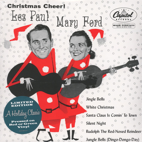 Les Paul & Mary Ford - Christmas Cheer