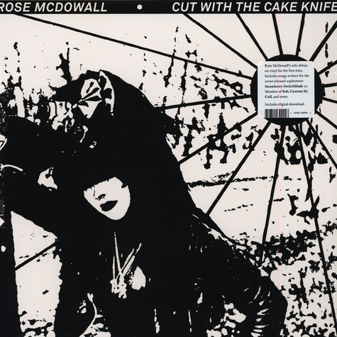 Rose McDowall - Cut With The Cake Knife