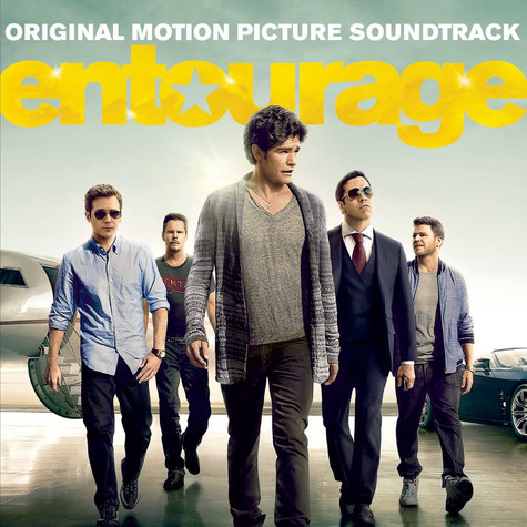 V.A. - OST Entourage - The Movie Yellow Vinyl Edition