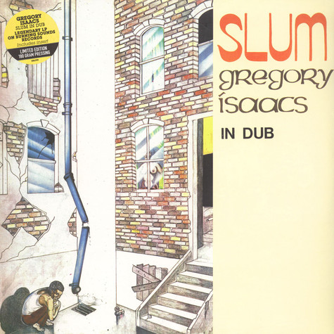Gregory Isaacs - Slum In Dub