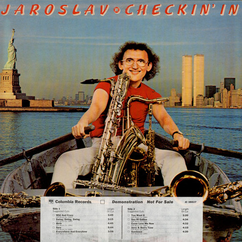 Jaroslav Jakubovic - Checkin' In