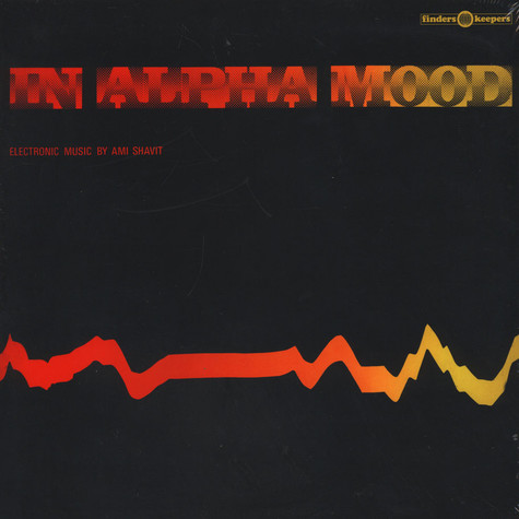 Ami Shavit - In Alpha Mood