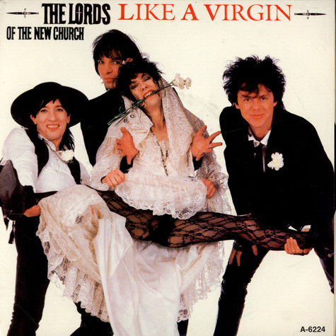 Lords Of The New Church - Like A Virgin