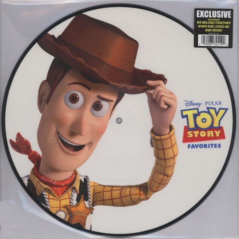 V.A. - OST Toy Story Favorites Picture Disc