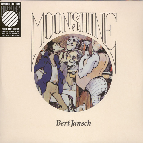 Bert Jansch - Moonshine Picture Disc