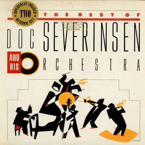 Doc Severinsen And His Orchestra - The Best Of Doc Severinsen And His Orchestra