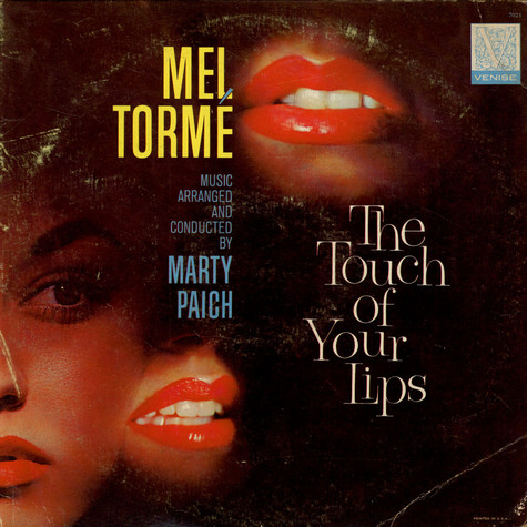 Mel Tormé - The Touch Of Your Lips
