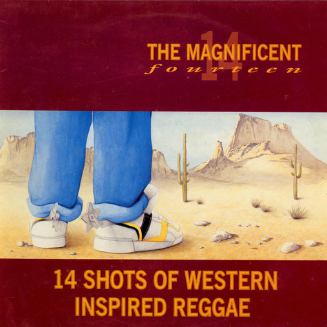 Various, - The Magnificent Fourteen (14 Shots Of Western Inspired Reggae)