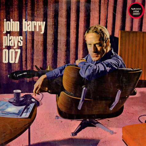 John Barry Orchestra, The - John Barry Plays 007