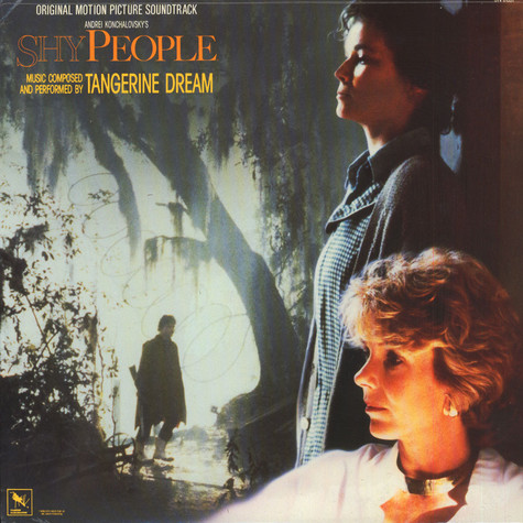 Tangerine Dream - OST Shy People