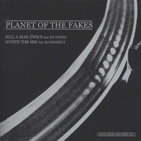 Planet Of The Fakes - Deadly Sins 003