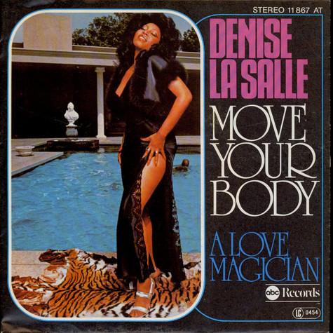 Denise LaSalle - Move Your Body