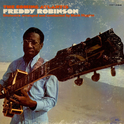 Freddie Robinson - The Coming Atlantis