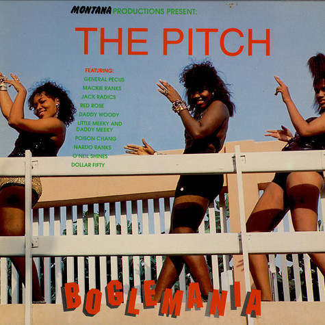 V.A. - The Pitch - Boglemania