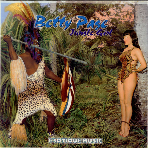 V.A. - Betty Page: Jungle Girl - Exotique Music