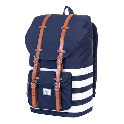 8021aa0cb52e1 Herschel - Little America Backpack (Peacoat Offset)