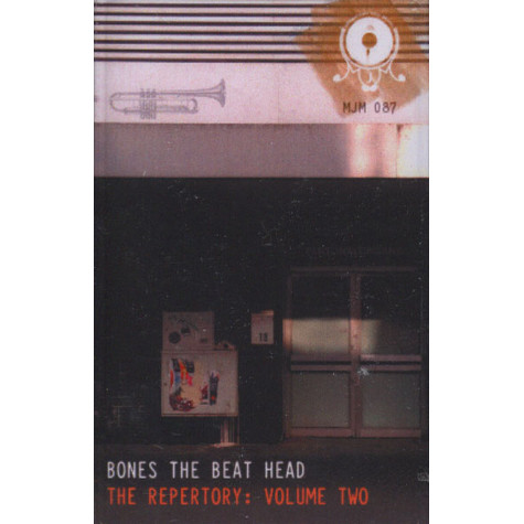 Bones The Beat Head - The Repertory Volume 2