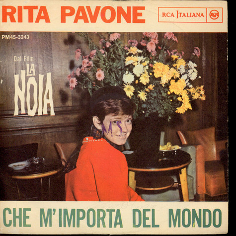 Rita Pavone - Datemi Un Martello (If I Had A Hammer)