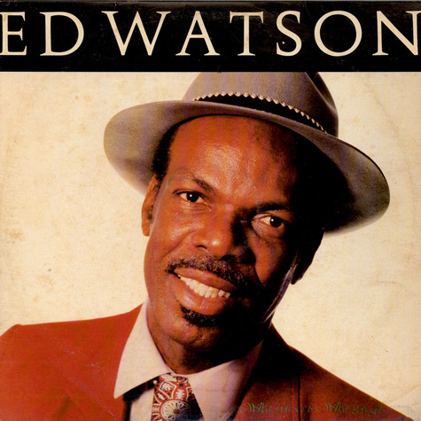 Ed Watson And The Brass Circle - What You See Is What You Get