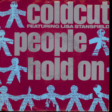Coldcut Featuring Lisa Stansfield - People Hold On