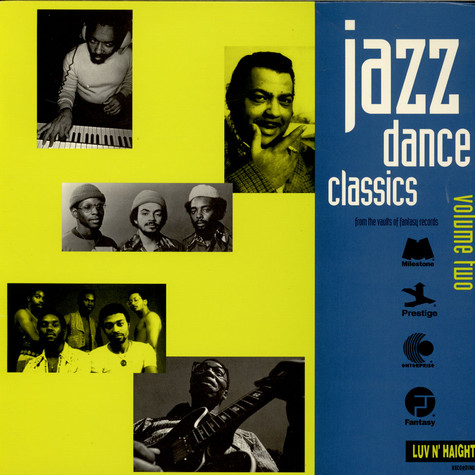 V.A. - Jazz Dance Classics Volume Two