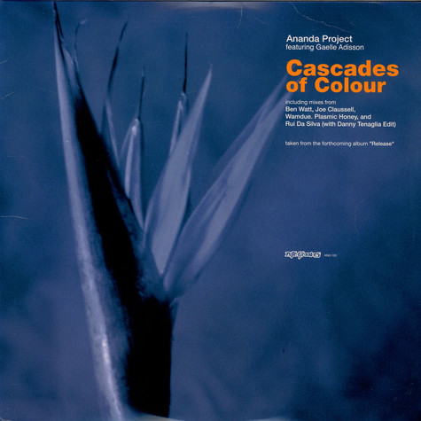The Ananda Project - Cascades Of Colour