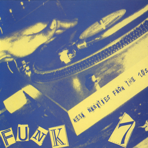 V.A. - The Sound Of Funk Volume 7