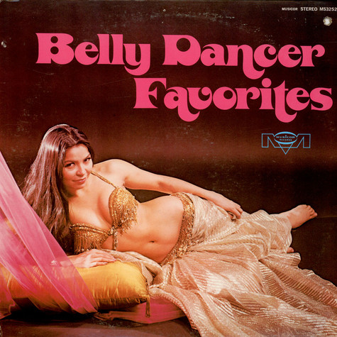 Gus Vali And His Orchestra - Belly Dancer Favorites