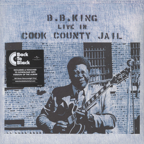 B. B. King - Live In Cook County Jail