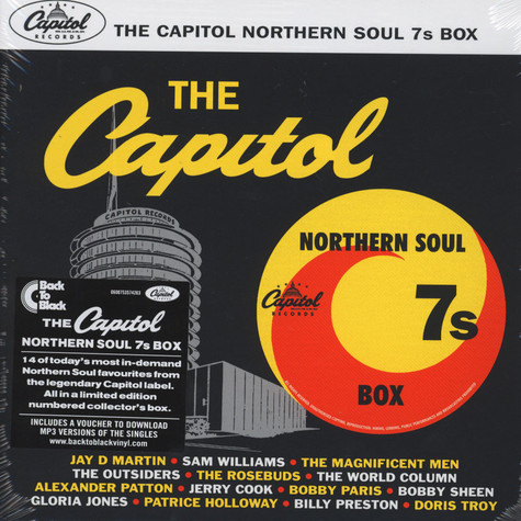 V.A. - The Capitol Northern Soul