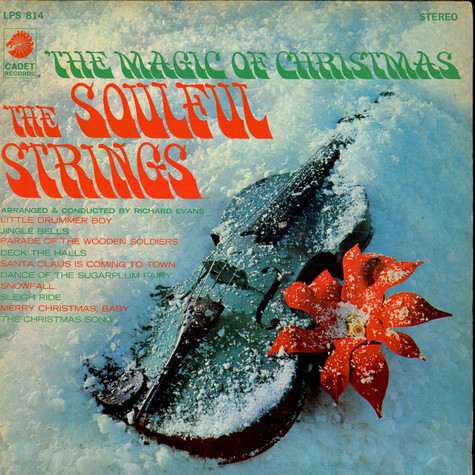 Soulful Strings, The - The Magic Of Christmas