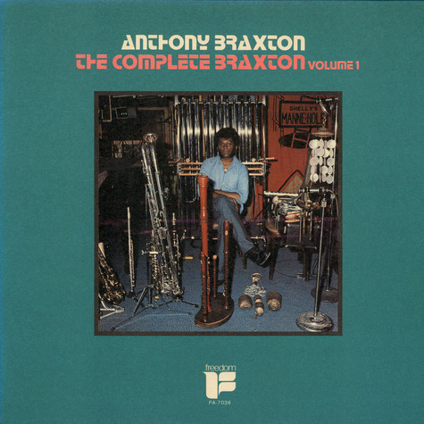 Anthony Braxton - The Complete Braxton Volume 1