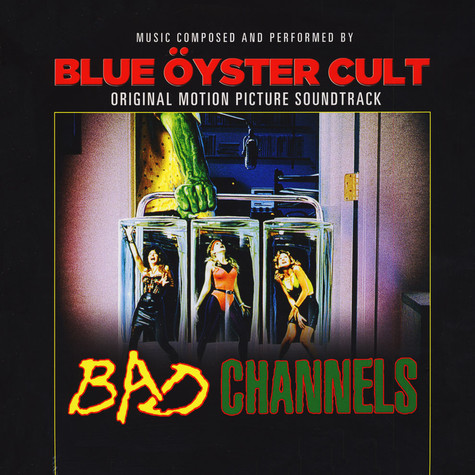 Blue Oyster Cult - OST Bad Channels