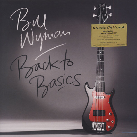 Bill Wyman - Back To Basics Red Vinyl Edition