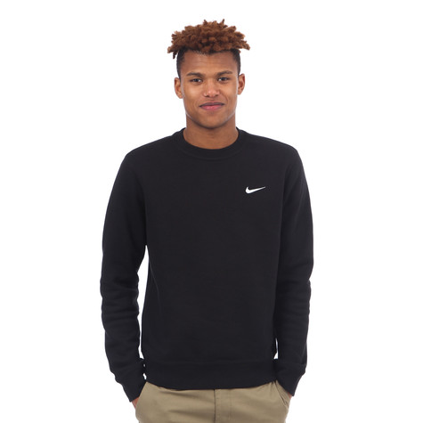 Nike - Club Swoosh Crewneck Sweater