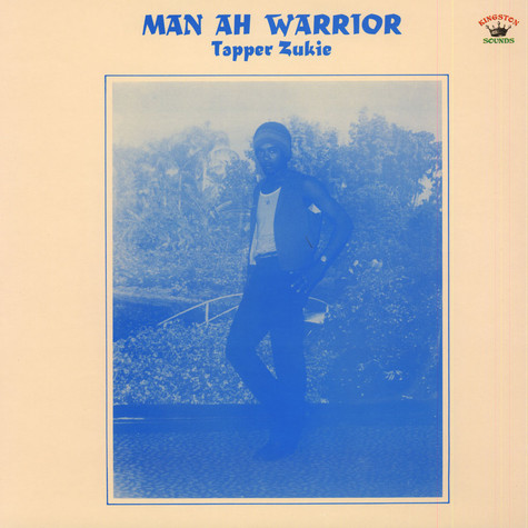 Tapper Zukie - Man Ah Warrior