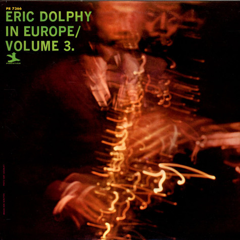 Eric Dolphy - In Europe Volume 3