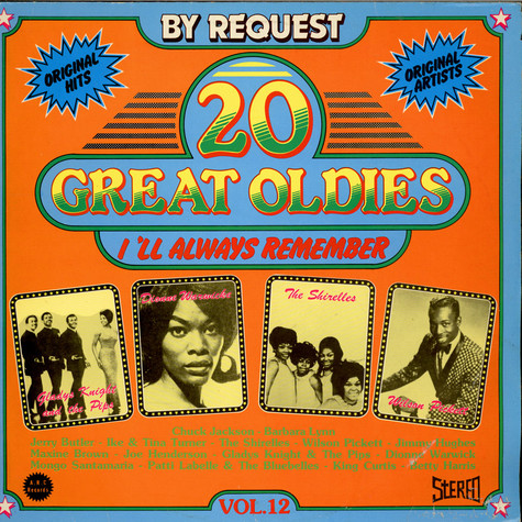 V.A. - 20 Great Oldies - I'll Always Remember Vol. 12