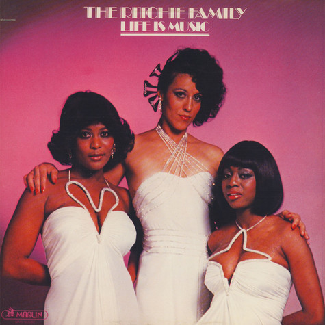The Ritchie Family - Life Is Music